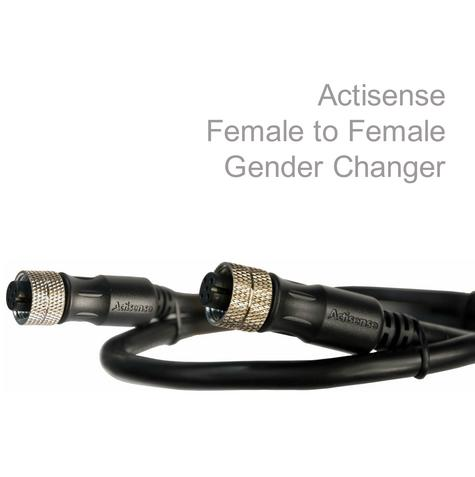 Actisense NMEA 2000 (Micro) Female to Female Gender Changer UL Certified-0.25m Thumbnail 1