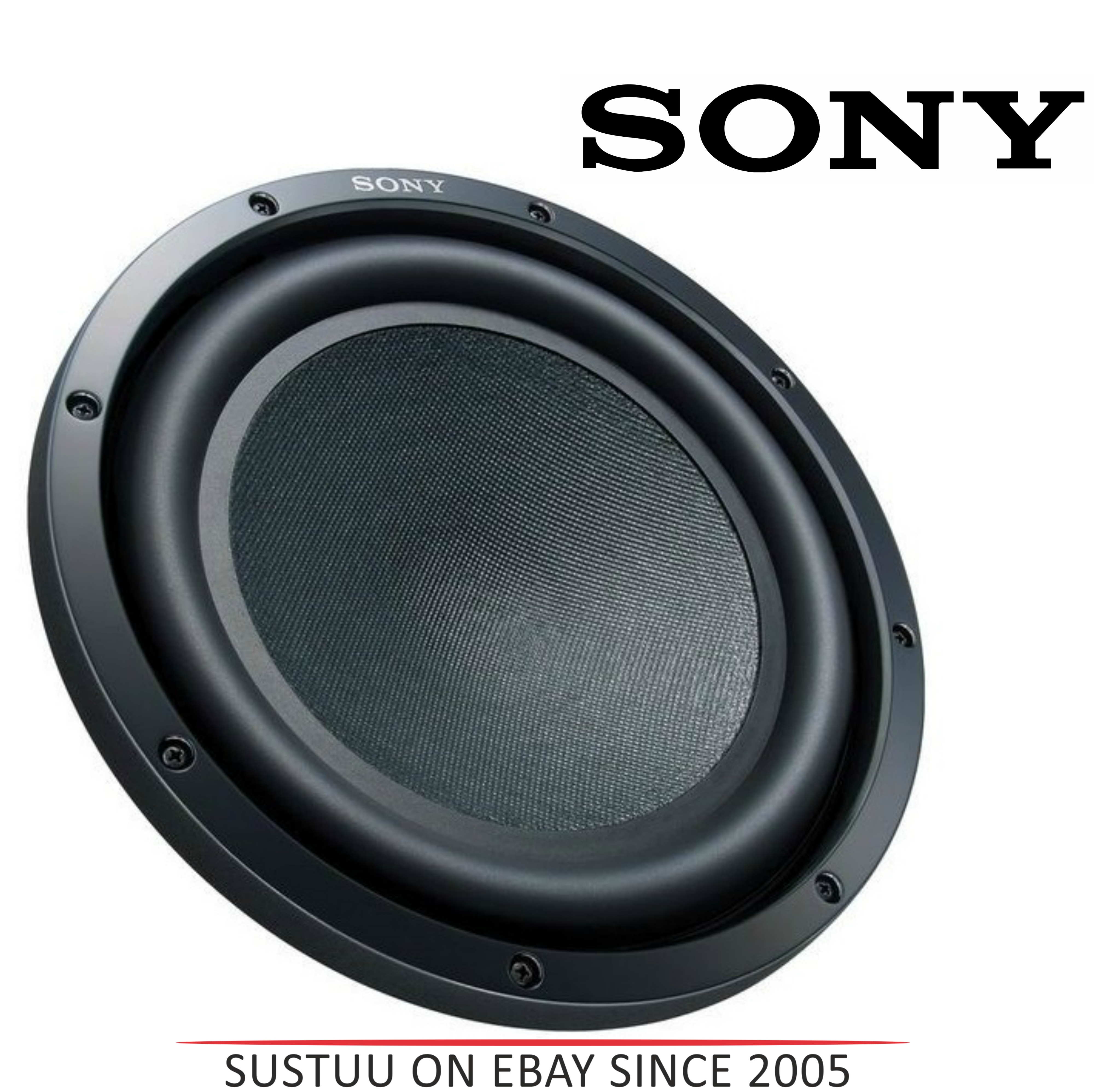 "Sony XS GSW121D 12"" Double Coil Mobile Subwoofer 400-2000Watts"