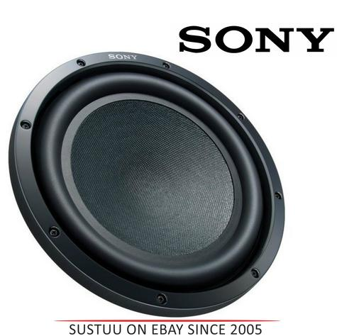 "Sony XS GSW121D 12"" Double Coil Mobile Subwoofer 400-2000Watts Thumbnail 1"