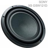 """Sony XS GSW121D 12"""" Double Coil Mobile Subwoofer 400-2000Watts 1Year WARRANTY"""