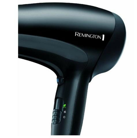 Remington D3010 PowerDry Hairdryer|Ceramic Ionic Grille|2000W|Anti Static|Black| Thumbnail 3