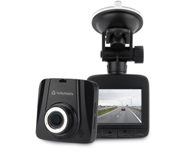 Navman 50 DVR|Car Front Dash Camera|Full HD 1080p|Driving/ Accident Recording