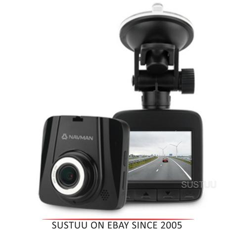 Navman 50 DVR|Car Front Dash Camera|Full HD 1080p|Driving/ Accident Recording Thumbnail 1