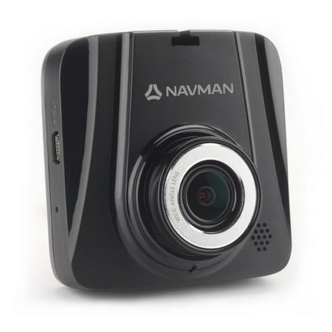 Navman 50 DVR|Car Front Dash Camera|Full HD 1080p|Driving/ Accident Recording Thumbnail 3