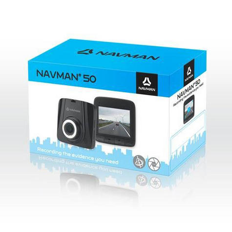 Navman 50 DVR|Car Front Dash Camera|Full HD 1080p|Driving/ Accident Recording Thumbnail 7