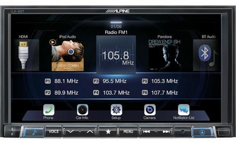 Alpine Car Stereo|GPS/Glonaas|Bluetooth|HDMI|USB|Aux|Apple Car Play|Android Auto Thumbnail 2