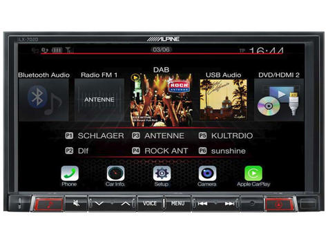 Alpine Car Stereo|GPS/Glonaas|Bluetooth|HDMI|USB|Aux|Apple Car Play|Android Auto Thumbnail 4