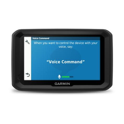 "NEW Garmin 010-01858-13 TFT 5"" Display Dezl 580 LMT-D Truck GPS SATNAV Navigator Thumbnail 7"