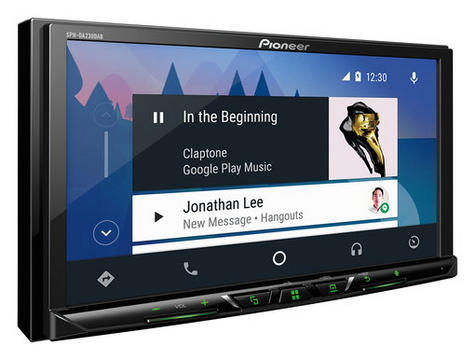 Pioneer Car Stereo?Bluetooth Media Player?DAB+ Radio?USB?iPod-iPhone-Android?MP3 Thumbnail 2