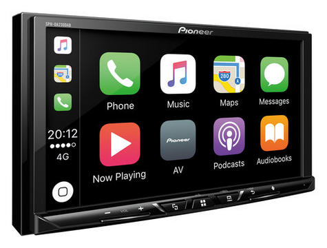 Pioneer Car Stereo?Bluetooth Media Player?DAB+ Radio?USB?iPod-iPhone-Android?MP3 Thumbnail 3