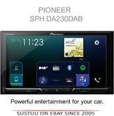 "Pioneer SPH DA230DAB|7"" Apple Carplay/Android
