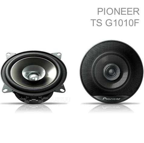 Pioneer In Car Front/Rear Door/Shelf Dual Cone Speakers?10cm-190W?1Yr WARRANTY Thumbnail 1