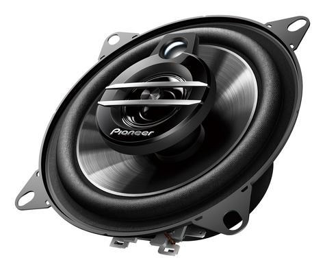 Pioneer TS G1030F|In Car 3-way Coaxial Speakers|G Series|Door-Shelf|10cm|30-210W Thumbnail 4