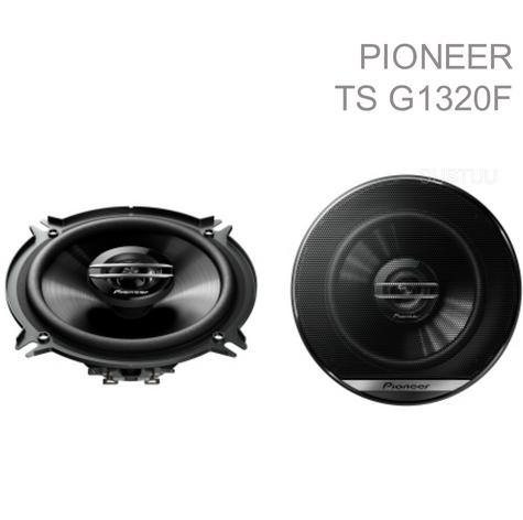 "Genuine Pioneer TS G1320F 5.25"" 250W 13Cm 2Way Coaxial Car Van Door Speakers Thumbnail 1"