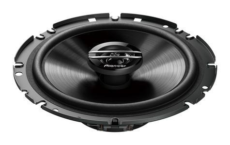 Pioneer TS G1720F|In Car 2-way Coaxial Speakers|G Series|Door-Shelf|17cm|40-300watt Thumbnail 3
