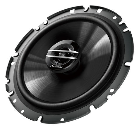 Pioneer TS G1720F|In Car 2-way Coaxial Speakers|G Series|Door-Shelf|17cm|40-300watt Thumbnail 4