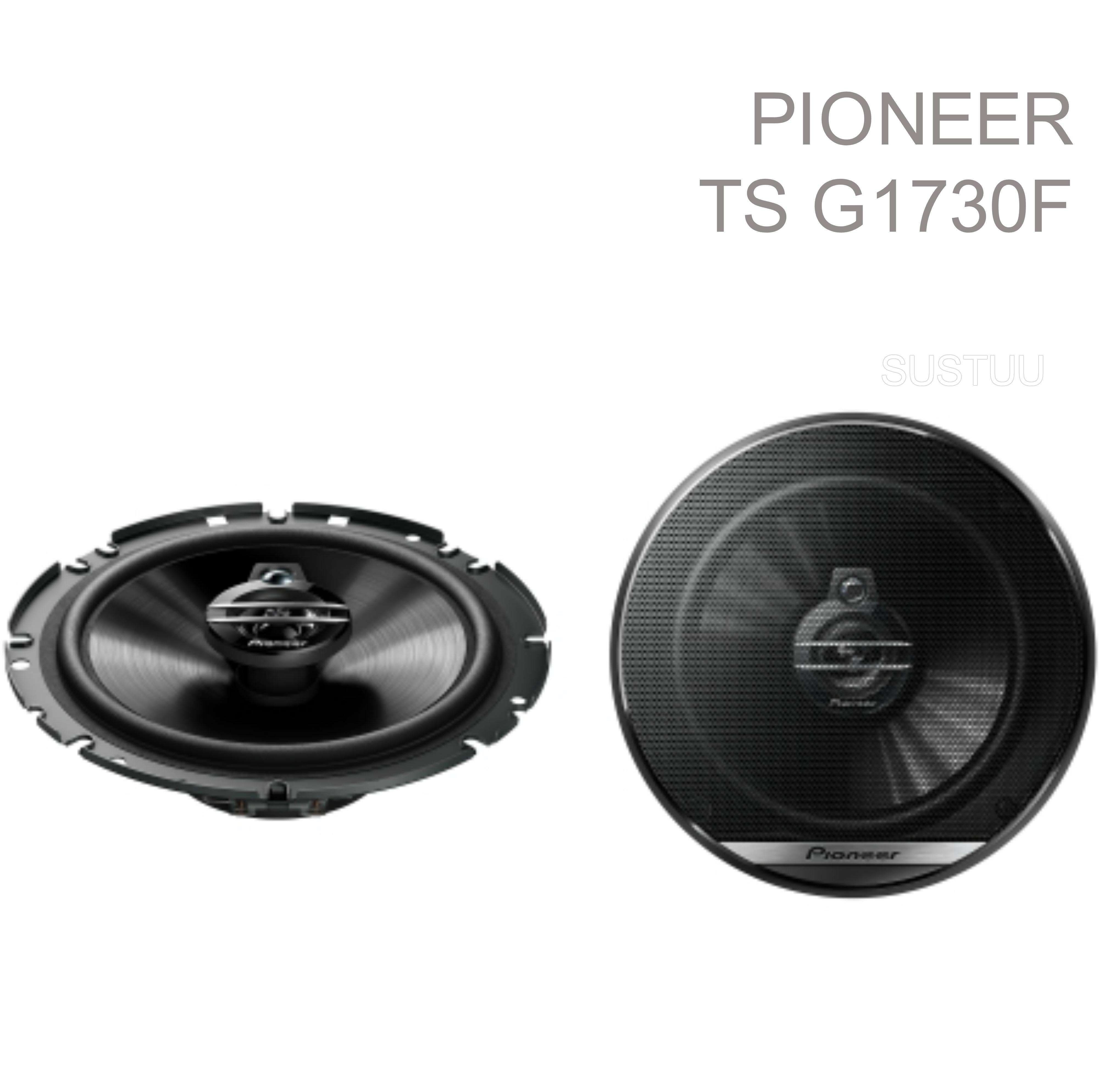 "Pioneer TS G1730F 6.5"" 300W 17Cm 3Way Coaxial Car Van Door Speakers 1Yr WARRANTY"