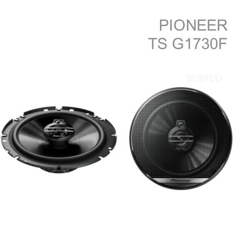 "Pioneer TS G1730F 6.5"" 300W 17Cm 3Way Coaxial Car Van Door Speakers 1Yr WARRANTY Thumbnail 1"