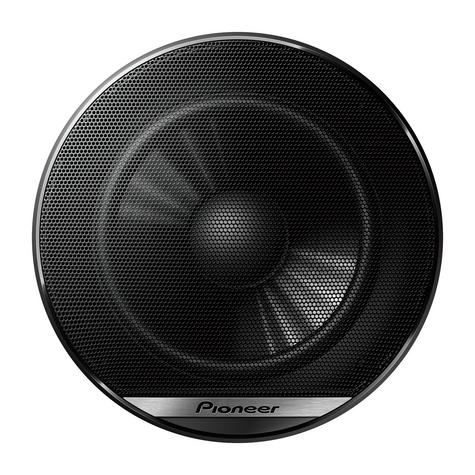 Pioneer TS G130C|In Car 2-way Speakers|G Series|Door-Shelf|13cm|40-220watts Thumbnail 2