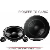 Pioneer TS G130C|In Car 2-way Speakers|G Series|Door-Shelf|13cm|40-220watts