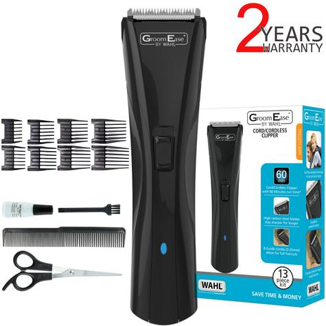 Wahl Mens Hair-Beard Clipper/Trimmer Kit Set | Rechargeable | Cord/Cordless | 9698-417 Thumbnail 1