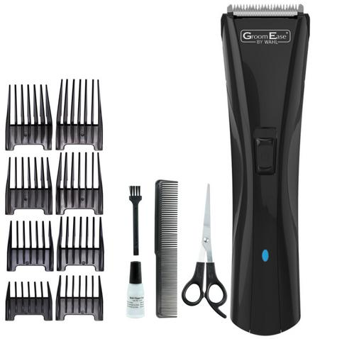 Wahl Mens Hair-Beard Clipper/Trimmer Kit Set | Rechargeable | Cord/Cordless | 9698-417 Thumbnail 2
