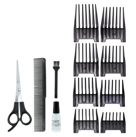 Wahl Mens Hair-Beard Clipper/Trimmer Kit Set | Rechargeable | Cord/Cordless | 9698-417 Thumbnail 5