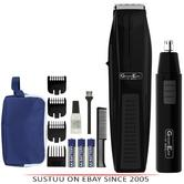Wahl 5537-6317|Nose|Ear|Beard|Men's Hair Rotary Battery Trimmer|Gift Set|NEW|