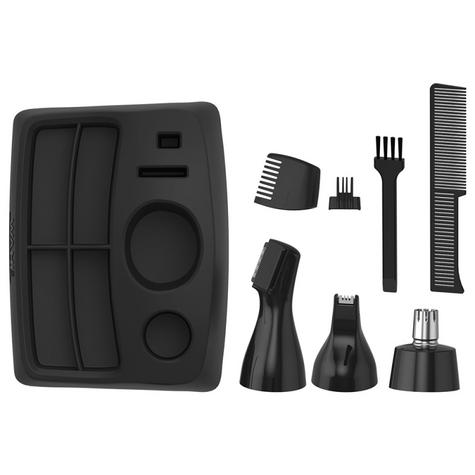 Wahl 5608-217 GroomEase 3 in 1 Personal Trimmer?Battery Operated?10 Piece Kit Thumbnail 3