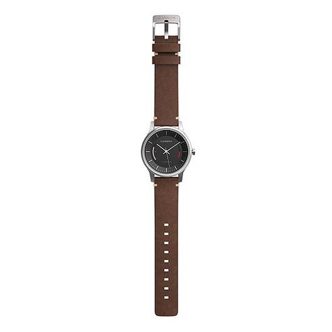Garmin Vivomove|Analog Watch|Activity Tracker|Sleep Monitor|Brown Leather+Steel Thumbnail 6