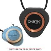 Q-Link Acrylic SRT-3 Pendant|For Human Fitness-Peace & Mind|Durable & Waterproof|Translucent