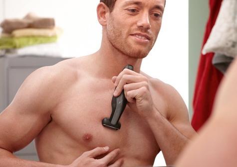 Philips Series 3000?Mens Showerproof Body Groomer?Cordless Hair Trimer/ Shaver Thumbnail 8