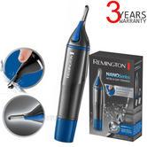 Remington Nose-Nasal-Ear-Eyebrow Facial Nano Hair Trimmer Clipper?For Men?NE3850