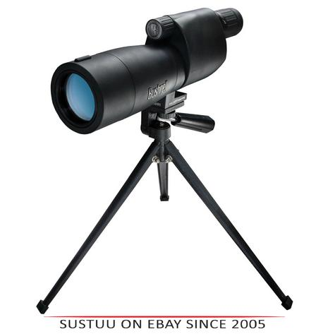 Bushnell Sentry Spotting Scope|Multi Coated|18-36x 50mm Objective Lens|-Black Thumbnail 1