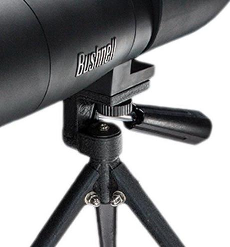 Bushnell Sentry Spotting Scope|Multi Coated|18-36x 50mm Objective Lens|-Black Thumbnail 3
