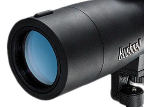 Bushnell Sentry Spotting Scope|Multi Coated|18-36x 50mm Objective Lens|-Black Thumbnail 4