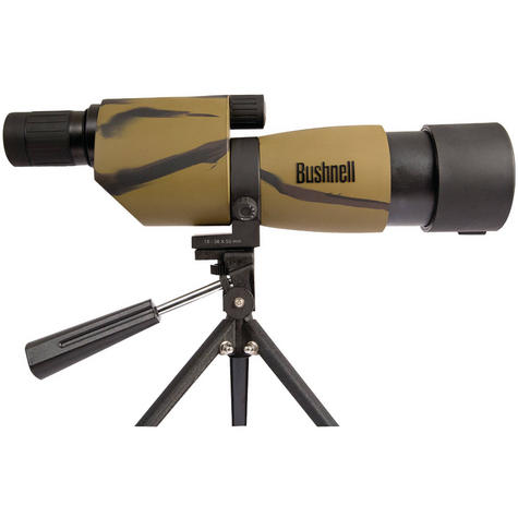 Bushnell Sentry Spotting Scope With Hard Case & Tripod|18-36x 50mm Objective Lens Thumbnail 2