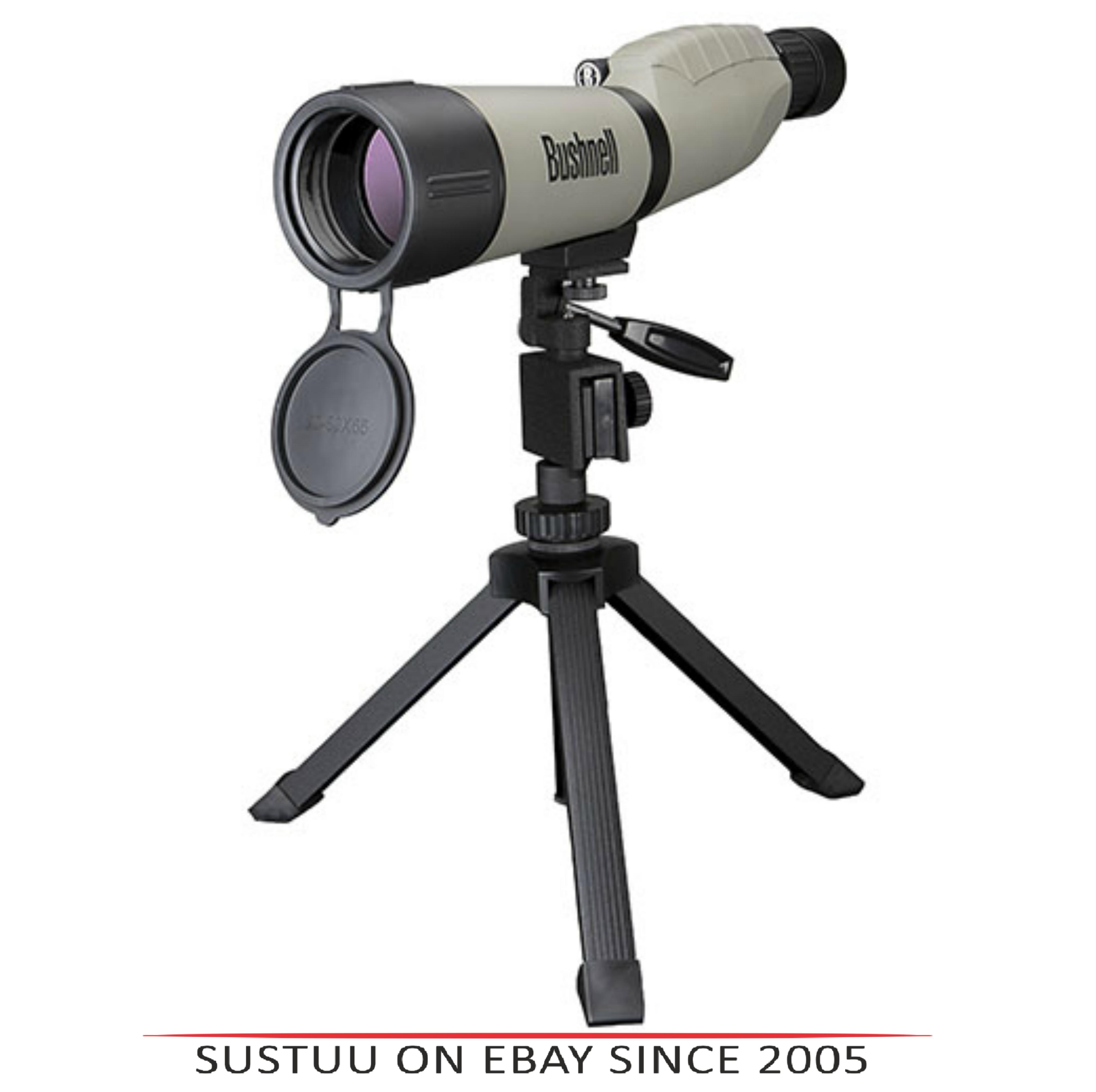 Bushnell Natureview Spotting Scope|Fogproof &Waterproof|15-45x 50mm BaK-4 Prisms
