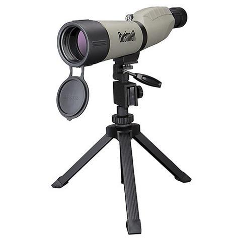 Bushnell Natureview Spotting Scope|Fogproof &Waterproof|15-45x 50mm BaK-4 Prisms Thumbnail 3