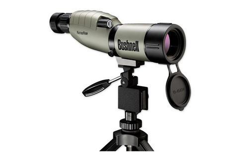 Bushnell Natureview Spotting Scope|Fogproof &Waterproof|15-45x 50mm BaK-4 Prisms Thumbnail 4