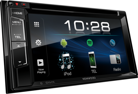 "Kenwood 6.2"" Car Stereo