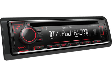 Kenwood KDC 520U Car Radio/CD/MP3/Aux/Aac/Bluetooth/iPhone/Android Stereo Player Thumbnail 2