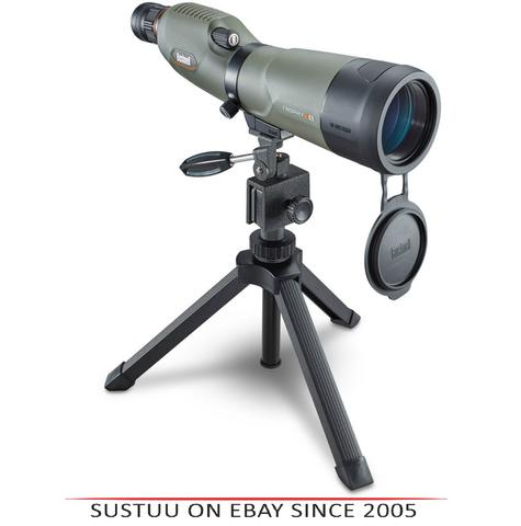 Bushnell Trophy Extreme Spotting Scope|20-60x 65mm|with 45° Eyepiece Waterproof Case Thumbnail 1