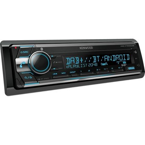 Kenwood Car Stereo|DAB+|FLAC|USB|AUX|Bluetooth|iPod-iPhone-Android|Illumination Thumbnail 4