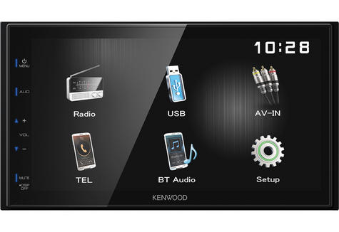 Kenwood Digital Media Receiver CarStereo|Radio|USB|Bluetooth|iPod-iPhone-Android Thumbnail 2