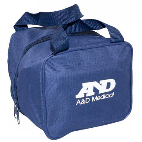 A&D Medical Compact Compressor Nebuliser With Handy Carry Bag | White | UN014 | NEW Thumbnail 2