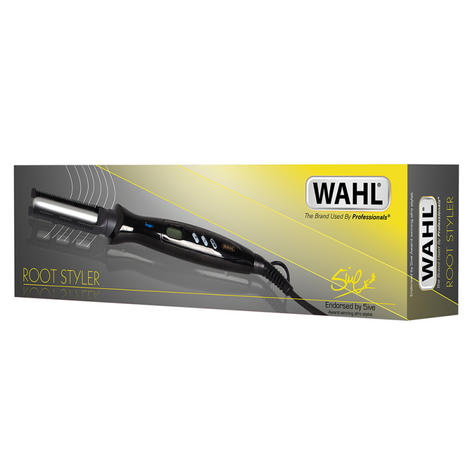 Wahl ZX964 Root Styler|13mm Ceramic Barrel|220°C Electric Brush Comb|LCD Display Thumbnail 2