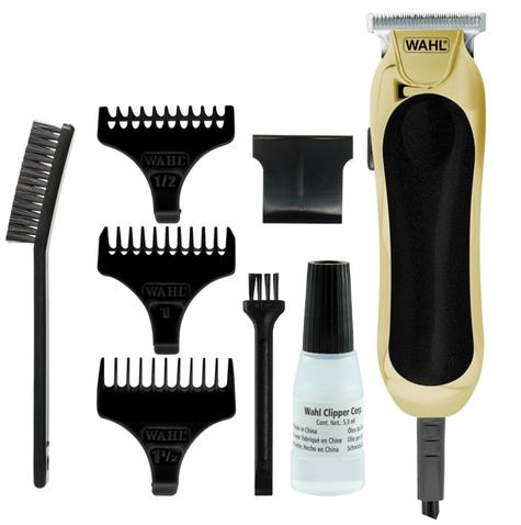 Wahl 9307-317 T-Blade Compact Mains Trimmer|Hair Clipper|Diamond Finished|Gold Thumbnail 2