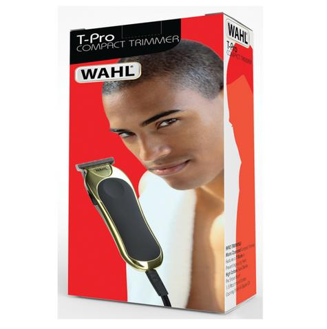Wahl 9307-317 T-Blade Compact Mains Trimmer|Hair Clipper|Diamond Finished|Gold Thumbnail 5