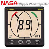 NASA Marine Clipper Wind Repeater with 10m Cable | CLIP-WNDREP | For Boats & Marine